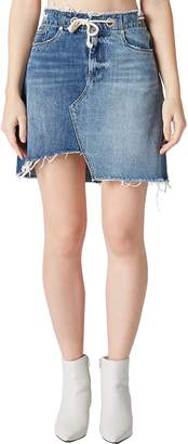 Blank NYC BLANKNYC Pieced Denim Skirt