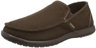 Crocs Men's Santa Cruz Clean Cut Slip-On Loafer