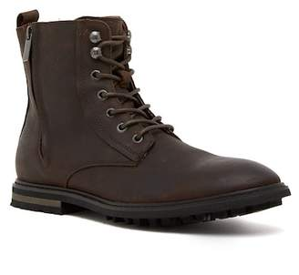 Robert Wayne Thomas Lace-Up Zip Boot