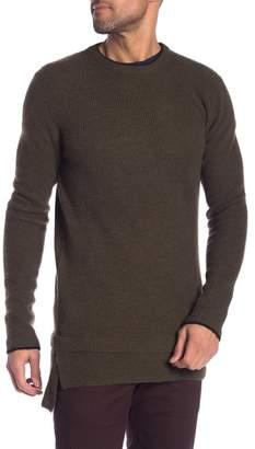 Scotch & Soda Marled Crew Neck Sweater