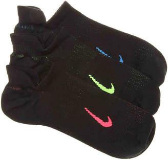 Nike Performance Lightweight No Show Socks - 3 Pack - Women's
