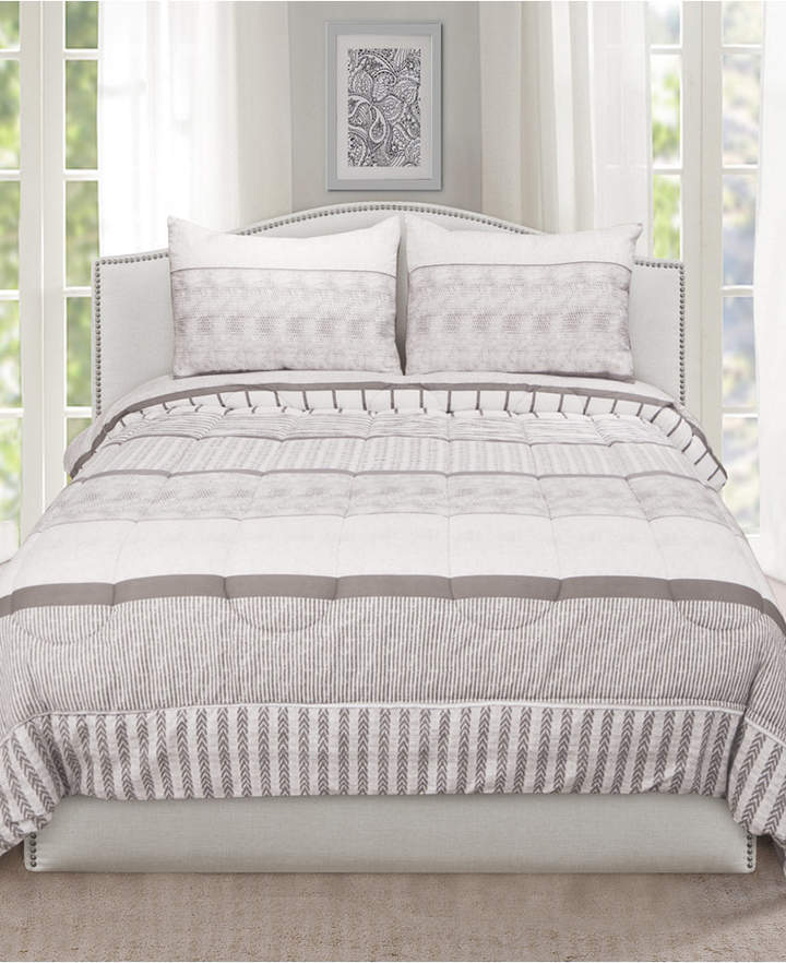 Hallmart Collectibles Hartigan 2-Pc. Twin Comforter Set Bedding