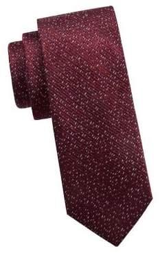 Ben Sherman Slim Textured Silk Tie