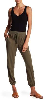 Socialite Soft Pull-On Jogger Pants