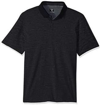 Hurley Men's Nike Dri-Fit Textured Short Sleeve Polo