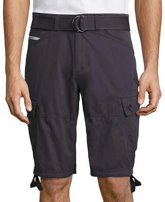 Ecko Unlimited Unltd Microfiber Cargo Shorts