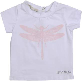 Siviglia DENIM T-shirts - Item 37990329MT