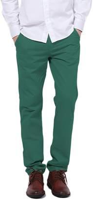 3.1 Phillip Lim Pau1Hami1ton PH-03 Mens Flat-Front Casual Chinos Fit Straight Pants (30, )