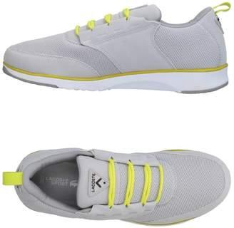 fe1aca7f7 Lacoste Grey Suede Shoes For Men - ShopStyle Australia