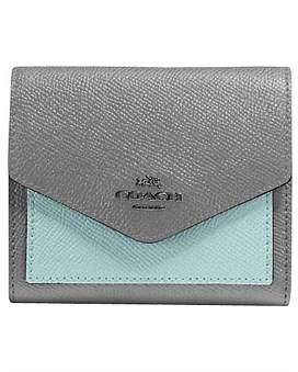 Coach Colorblock Small Wallet