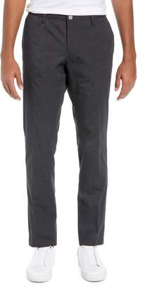 BOSS Stanino Flat Front Corduroy Stretch Cotton Trousers