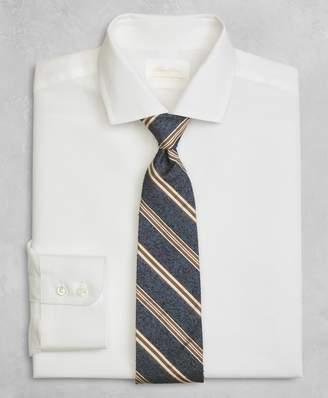 Brooks Brothers Golden Fleece Milano Slim-Fit Dress Shirt, English Collar