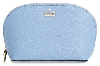 Kate Spade Kate Spade New York Cameron Street - Small Abalene Leather Cosmetics Case