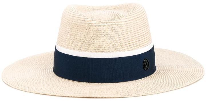 Maison Michel 'Charles' straw hat