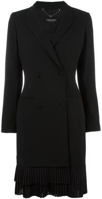 Twin-Set double-breasted blazer dress $353.72 thestylecure.com