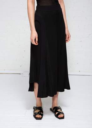 Paco Rabanne Asymmetrical Mid Skirt