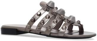 Balenciaga Gwen Stud Embellished Sandals