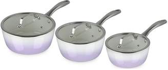 Swan Fearne By 3 Piece Forged Enamel Pan Set – Lily