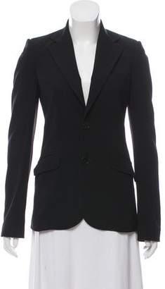 Ralph Lauren Black Label Wool Structured Blazer
