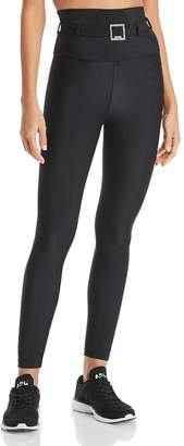 Beach Riot Piper Belt Detail High-Rise Leggings