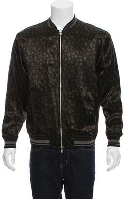 3.1 Phillip Lim Reversible Leopard Souvenir Jacket w/ Tags