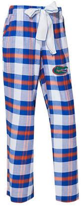 Concepts Sport Women's Florida Gators Homestretch Flannel Pajama Pants