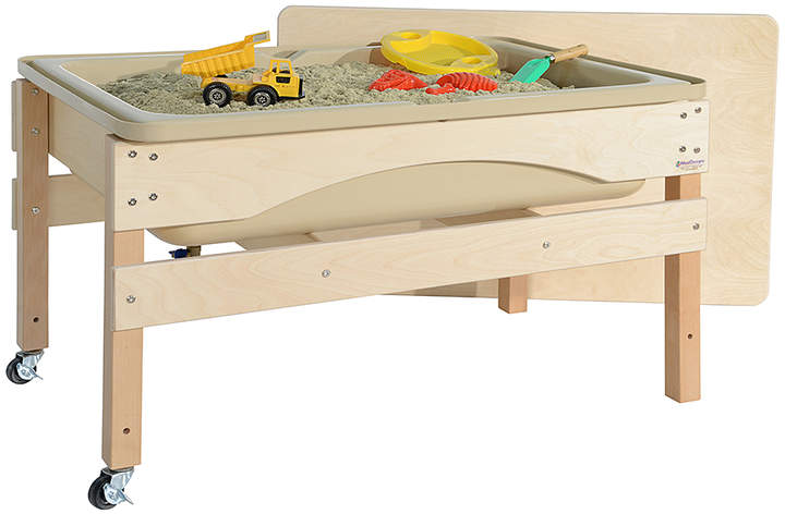 Sand & Water Play Table & Lid