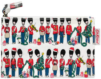 Cath Kidston Christmas Guards Small Zip Purse