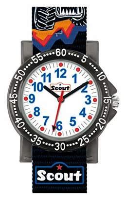 Scout Boys Analogue Quartz Watch with Textile Strap 280375015