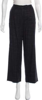 Etro High-Rise Wool Pants