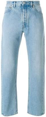Valentino 50 Denim straight leg jeans