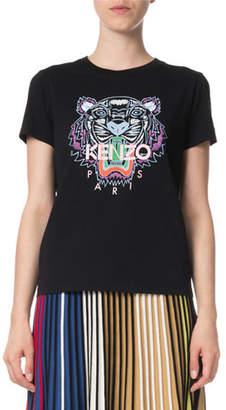 Kenzo Tiger Classic Cotton T-Shirt