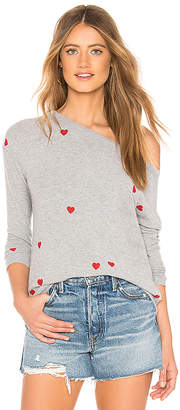 Chaser Love Knit Dolman Top