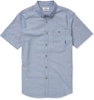 Billabong Men's All Day Short-Sleeve Oxford Shirt