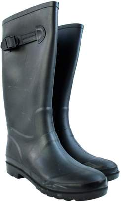 Marc Jacobs Black Rubber Boots