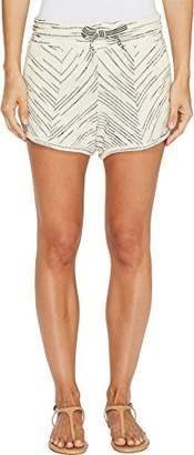 Splendid Women's Ocean Front Loose Knit Short