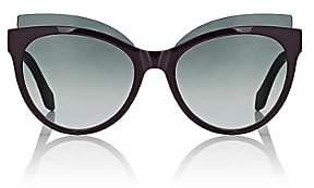 Balenciaga Women's BA 94 Sunglasses - Plum