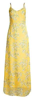 Eywasouls Malibu Women's Sophia Floral Slip Dress