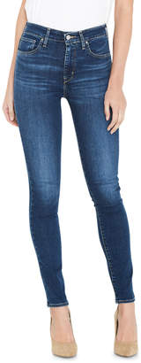 Levi's 721 High Rise Skinny Game On