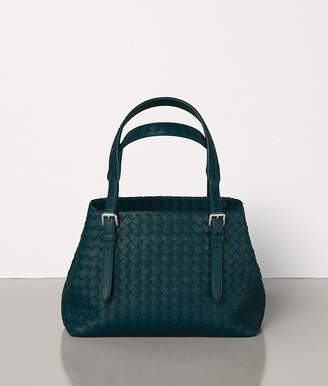 Bottega Veneta MINI CESTA BAG IN INTRECCIATO NAPPA