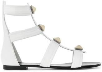 Giuseppe Zanotti Design gladiator sandals