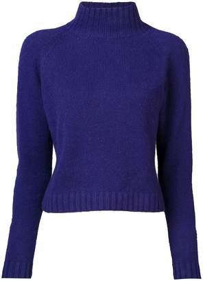 The Elder Statesman cashmere highland turtleneck jumper