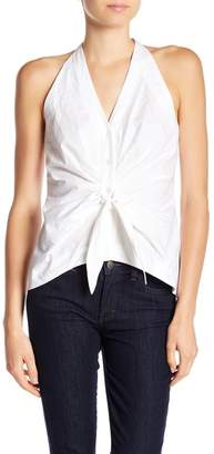 Supply & Demand Tibby Front Ruched Tank Top