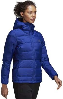 adidas Outdoor Women's Outdoor Helionic Hooded Down Jacket