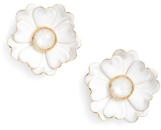 Women's Kate Spade New York Bright Blossom Earrings $78 thestylecure.com