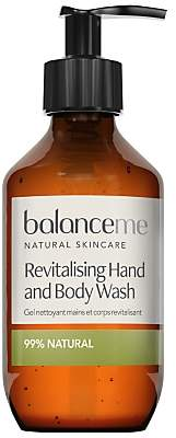 Balance Me Revitalising Hand & Body Wash, 280ml
