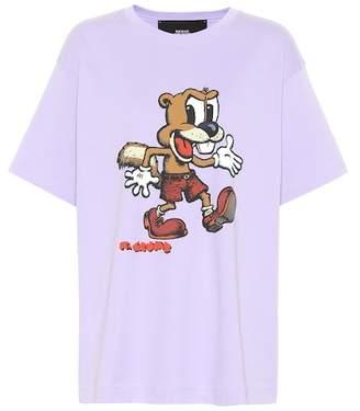 Marc Jacobs Printed cotton T-shirt
