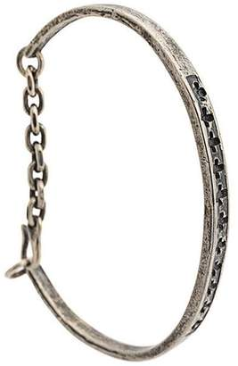 Tobias Wistisen cross line bracelet