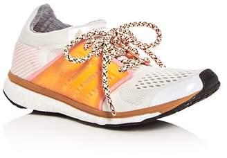 adidas by Stella McCartney Women's Adizero Adios Lace Up Sneakers