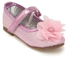 Rugged Bear Toddler Girls' Mary Jane Dress Shoes $39.99 thestylecure.com